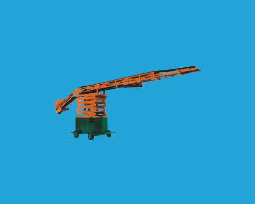 TZCY7500×15移动式液压装仓机