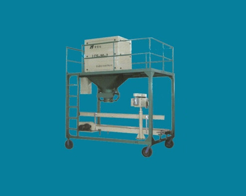 LCS系列移动式包装组合机
